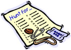 Online Scavenger Hunts Printable