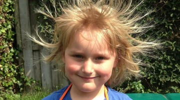 Static Electricity Printable
