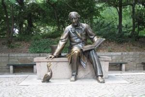 Hans Christian Andersen Printable