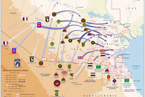 Persian Gulf War Printable