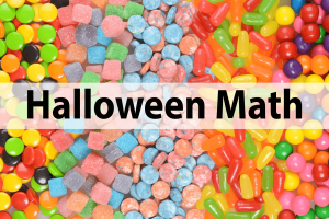 Halloween Math Printable