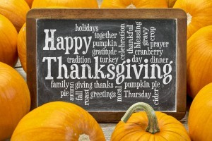 Thanksgiving Poems Printable