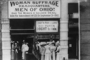 Women's Suffrage Printable
