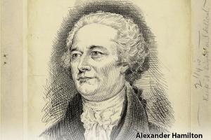 Alexander Hamilton Printable