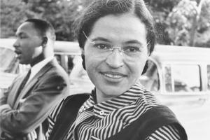 Rosa Parks Printable