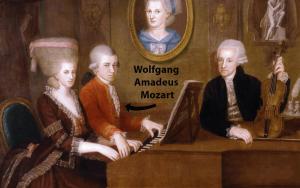 Wolfgang Amadeus Mozart Printable
