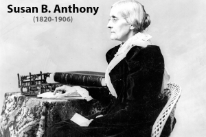 Susan B. Anthony Printable