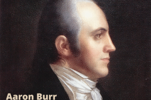 Aaron Burr Printable
