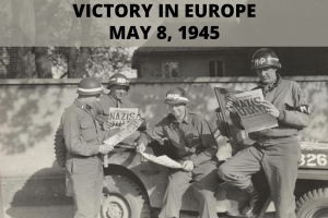 Victory in Europe Printable