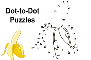 Dot-to-Dots Printable