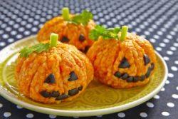 bigstock-pumpkin-rice-ball-jack-o-lante-97757069-300x200