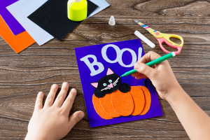 Halloween Crafts Printable