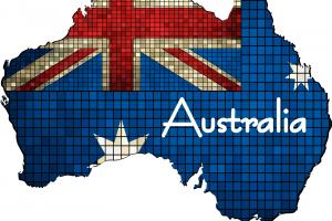 Australia Printable