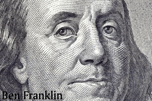 Ben Franklin Printable