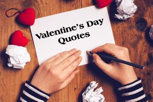 Valentine's Day Quotes Printable
