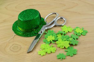 St. Patrick's Day Crafts Printable