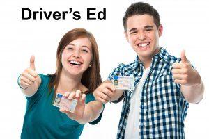 Driver's Ed Printable