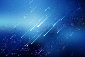 Meteor Showers Printable