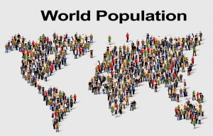 World Population Printable