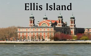 Ellis Island Printable