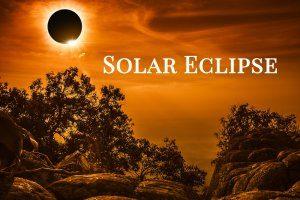 Solar Eclipse Printable