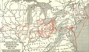 Underground Railroad Printable