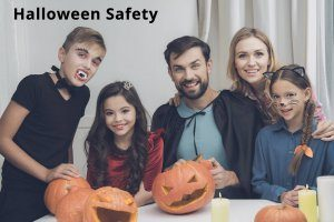 Halloween Safety Printable