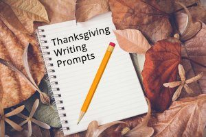 Thanksgiving Writing Prompts Printable
