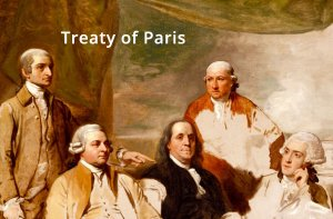 Treaty of Paris Printable