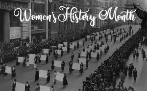 Women's History Month Printable